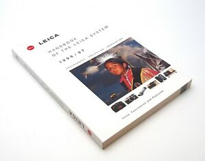 Leica - Handbook of the Leica System 1996/97, UK Dealer