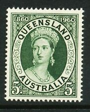 Australian 1960 Centenary of First Queensland Stamp, Mint Never Hinged