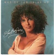 "< 949 > 7"" single: Shari Belafonte-who do you think al I/Pictures of Love"