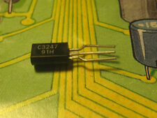 2SC3247 Si NPN Small Signal transistori  VCE0=50V IC=500mA  Pc=900mW      1pcs