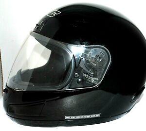 HJC Riding  Helmet CL-12 Black Size XL Riding Helmet Size XL