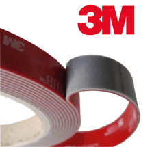 3M™ VHB™ Double Sided Acrylic Foam Tape Heavy Duty Grey 1-5m rolls | GPH-110GF