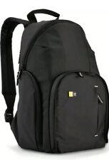 Case Logic Compact DSLR Camera Backpack TBC-411 / WBC-411 • Black • Brand NEW!
