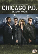 Chicago P.D. PD Season 4 BRAND NEW SEALED R4 DVD