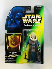 Star Wars The Power of the Force Bib Fortuna Action Figure