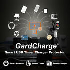 GardCharge: Smart USB Timer Charger Protector