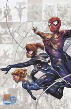 Marvel Comics 2018 NYCC Previews Exclusive Spider-Girls # 1 Putri Variant
