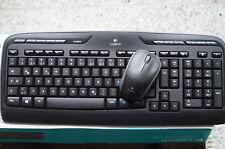 Logitech MK330 (920-003967) Funk Tastatur und Maus