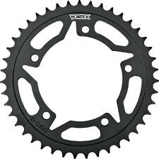 VORTEX STEEL REAR SPROCKET BLACK 40T Fits: Honda CBR250R,CBR250R ABS
