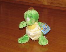 Webkinz Key Lime Dino Green Dinosaur Plush Ganz HM185 NWT Unused Code