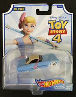 Toy Story 4 - Bo Beep - Disney Pixar Hot Wheels - Brand New Model Toy Car In Box