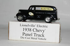 ERTL DIECAST LIONEL 1938 CHEVROLET PANEL TRUCK, LIONELVILLE ELECTRIC, BOXED