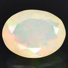 Natural Oval Translucent Loose Diamonds & Gemstones