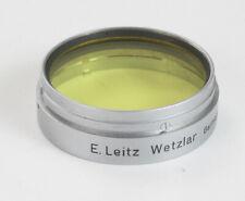 LEITZ YELLOW 1 FILTER FOR SUMMARIT/175927