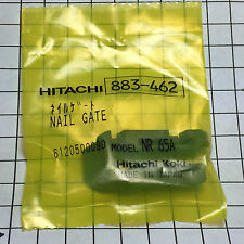 New Genuine Hitachi Air Tool Parts Nail Gate 883-462 For Nr65A Nr65K Nailers
