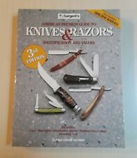 Sargent'S American Premium Guide to Identification and Values Knives & Razors