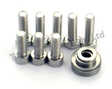 Toyota 2JZ-GTE (non VVTI) Stainless Middle & Lower Timing Covers Bolts Kit