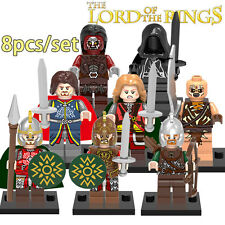 El Señor de los Anillos - Lord of The Rings - Minifigure LEGO PACK 8