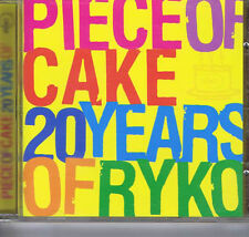 PIECE OF CAKE 20 YEARS OF RYKO Mojo compilationCD2003