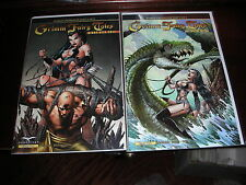 GRIMM FAIRY TALES SINBAD 2011 GIANT SIZE PART 2 & SPECIAL ED. P3 SEPT~ZENESCOPE