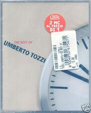 Umberto Tozzi. The Best Of (2002) 2 Musicassette NUOVA Ti Amo Gloria Notte Rosa