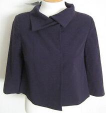 Mixit Stretch Womens Coat Jacket Blazer Sz 2 Black NWT