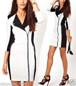 Minikleid Schlankheits-Kleid Damenkleid Business Shirt Tunika Longshirt Stretch