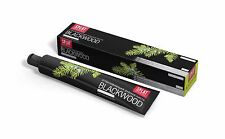 Special Blackwood Whitening Black Toothpaste Activated Charcoal Juniper SPLAT
