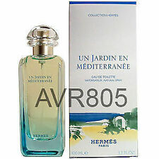 Hermes Un Jardin En Mediterranee EDT Men Women 100ml