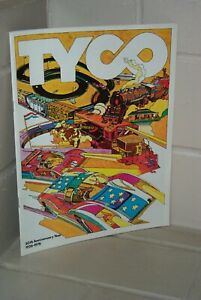 1976 TYCO Catalog 50th Anniversary Year! FREE SHIPPINGExcellent