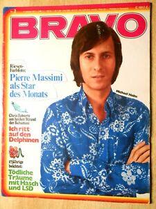 Bravo 2/1971 Chris Roberts, Shocking Blue, Hollies -TOP