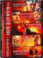 New 4 DVD -  Karate Kid 5-Movie Collection - Ralph Macchio, Pat Morita, Jackie C