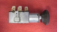 Porsche 914 Hazard Switch USED VINTAGE GENUINE GERMAN 411-953-235-B ORIGINAL