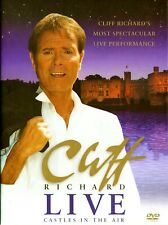 Cliff Richard - Live: Castles In The Air DVD (dvd040)