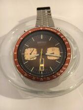 Vintage Seiko Bullhead 6138-0049 Tachymeter Automatic Chronograph