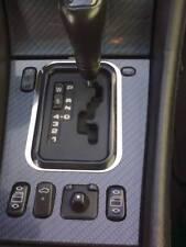 D Mercedes W208 CLK Chrom Rahmen Schaltkulisse - Edelstahl - klein