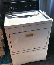 Kenmore Front Load Electric Dryer 110.96583120 LOCAL PICKUP ONLY