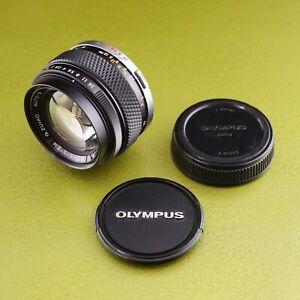 OM-System,  G.ZUIKO 1.4 / 50 auto-s, excellent Olympus OM H Japan #580923 ☆☆☆☆