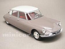 CITROEN DS 1959, voiture miniature 1/18e NOREV 181481
