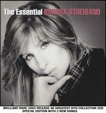 Barbra Streisand - Very Best Ultimate 40 Greatest Hits Collection - RARE 2CD