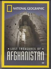 """NATIONAL GEOGRAPHIC'S """"LOST TREASURES OF AFGHANISTAN"""" 2006 """"IN THE LINE OF FIRE"""""""