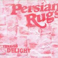 The Persian Rugs Turkish Delight CD Capitol Records 2003