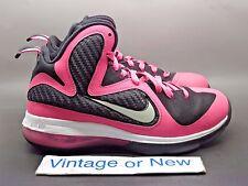 Girls' Nike LeBron IX 9 Laser Pink GS sz 5Y
