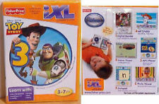 Fisher Price IXL Learning System Disney Pixar TOY STORY Brand New!
