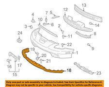 TOYOTA OEM 00-02 Celica Front Lower Bumper-Spoiler Chin Lip Splitter 5212920902