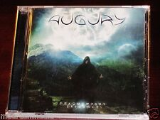 Augury: Fragmentary Evidence CD 2009 Nuclear Blast Records USA NB 2370-2 NEW