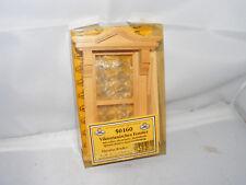Nostalgie-Fenster-Minimundus 50160-Kaufladen-Puppenstube-Puppenhaus-Bastler-1:12