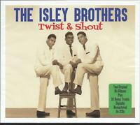 The Isley Brothers - Twist & Shout 2CD 2015 NEW/SEALED