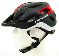 Cannondale Ryker AM Bicycle Helmet 50-54cm Small, Black/Red