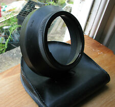 original Tamron Lens hood for 28-135 35-210 35-135 Adaptall lenses bayonet fit
